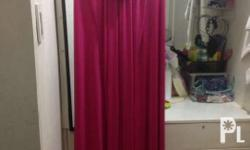 "fuschia pink worn once sa wedding for 5'5-5'8"" di po"