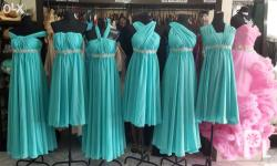 We offer for rent and sale Brides maid dress Infinity