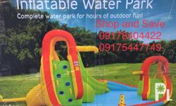 Inflatable Water Park from Australia Very good