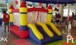 Please visit or like us on facebook EJ's Inflatables