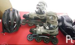 Roller Derby Voyager 6000 Size 9 Specifications: