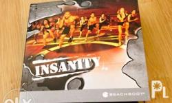 Brand New Insanity DVD: 10 DVDs with free ebook guides