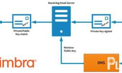 Installation of Email Server Zimbra. Installation of