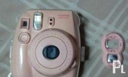 2nd hand Instax mini 8 Hard case Macro lens Pm sure