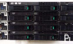 Intel Server Chassis SR1450 - 1U,4core 3.2ghz, 2gb