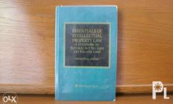 Intellectual Property Law IPL Salao 2016 Good condition