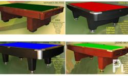 JIRELYN SPORTS Supplies Quality Billiard Tables and