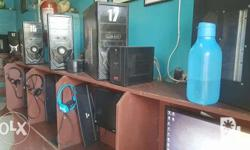 RUSH FOR SALE OR TRADE Internet Cafe 18 Units Computer