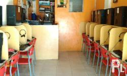 Internet Cafe package P300,000 Negotiable Location: San