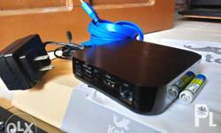 Internet TV Box Lets your ordinary TV becomes Smart TV