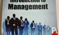 Introduction to Management (2012 edition) by Andrew J.