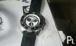 Pre Loved Invicta II Chronograph watch (priced at $525)