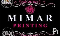 MIMAR PRINTING PRESS - BIR Accredited, is a business