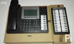 IP Phone is a multi-access network, easy to deploy and