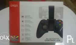 ipega bluetooth controler gud as brandnew.1time used