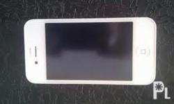Iphone48g WHite color I bought this Iphone4 brandnew in