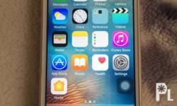 iPhone5s Gold 32Gb 99%smooth Globelocked 6months Old