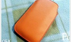 iPhone 3/3gs/4/4s/5/5s/SE/iTouch PU Leather Pouch