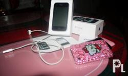 Deskripsiyon IPHONE 3g for sale  with box manual usb