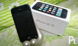 Selling: Iphone 3GS 16GB White with Box Manual Etc Item