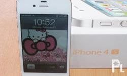 Selling LADY OWNEDIphone 4s16gb White Factory Unlocked