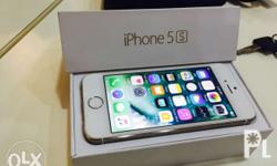 Onhand! Iphone 5s Gold. Silver and Spacegray.