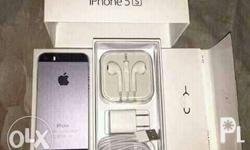 iPhone 5s 16gb GPP LTE for sale complete package,no to