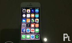 Iphone 5s 32 gb gold IOS 10.3 Factory unlocked openline