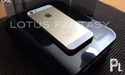 Rush! Selling Apple Iphone 5s 64GB Gold limited