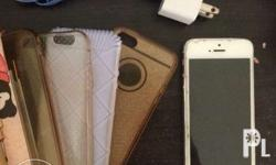 Iphone 5s forsale 16gb All buttons working Touch id not