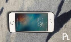 For sale iphone 5s! -color white gold -16gb -Factory