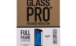 Momax Glass Pro+ Edge to Edge Tempered Glass For iPhone