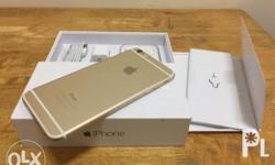 up for grabs like brand new iphone 6 plus 2 colors