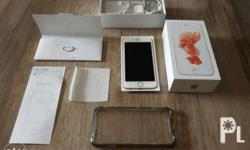 Condition of iPhone 6s 32gb: ~ Factory Unlocked (Any