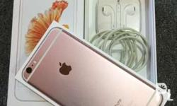 Rosegold 16gb Factory unlocked Complete No issues