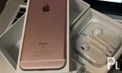 iPhone 6s plus Rose Gold Gold Silver white 64gb 28k