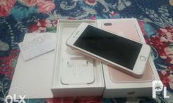 For sale iPhone 7 plus 32gb Rosegold OPENLINE Warranty