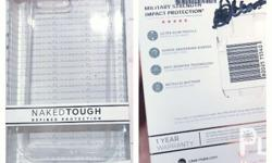 iPhone7Plus Clear Case NakedTough (BrandNew) Military