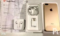 FOR SALE IPHONE 7 Plus Gold 32G!!! Complete original