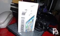 IPHONE APPLE 4S FOR SALE... BRAND NEW