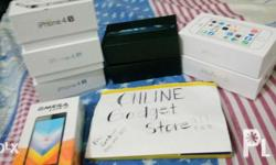 We are selling original iphone units, 99% good as new,
