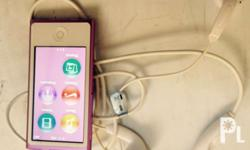 ipod nano 7th generation good condtion smooth almost