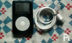 Ipod special edition 20G