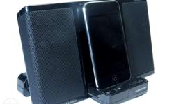 Ipod Touch 3rd Gen 32gb with Altec Lansing Speaker