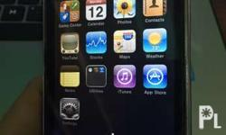 iPod touch Wifi only Free charger Good condition Nka