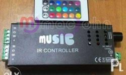 IR.Music.Activated Led Controller led Strip or module
