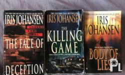 Selling ALL for P150 only!! Irish Johansen is a