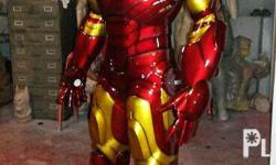Iron man fiber glass life size standee for sale for
