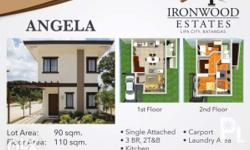 house and lot for sale located at ibaan roAD Lipa city