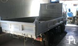 Isuzu Mini dump truck 4hf1 As is - 620 k high side -